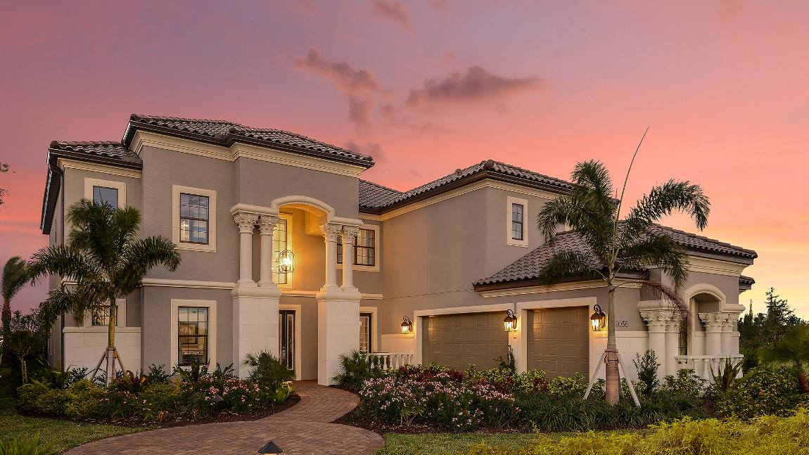 esplanade homes for sale naples fl